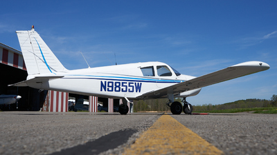 N9855W - Piper PA-28-140 Cherokee - Private