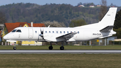PH-CUA - Saab 340B - JetNetherlands