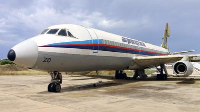 EC-BZO - Convair CV-990 Coronado - Spantax
