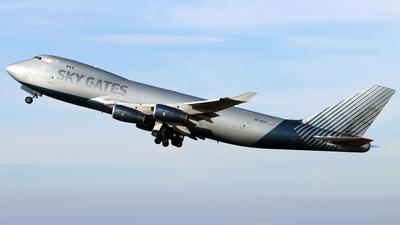 VP-BCH - Boeing 747-467F(SCD) - Sky Gates Airlines
