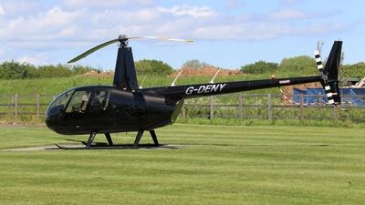 G-DENY - Robinson R44 Raven II - Private