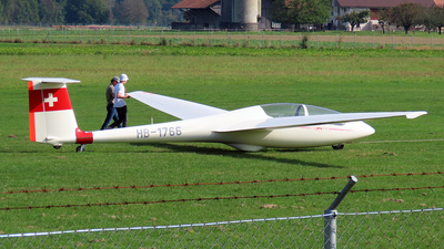 HB-1766 - Schleicher ASK-21 - Segelfluggruppe Bern