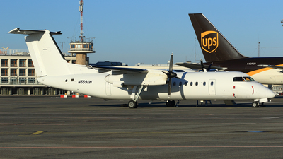 N569AW - DHC-8-301 - United States - US Department Of Homeland Security