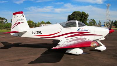 PU-ZHL - Vans RV-9A - Private