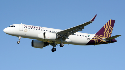 A picture of FWWDP - Airbus A320 - Airbus - © Romain Salerno / Aeronantes Spotters