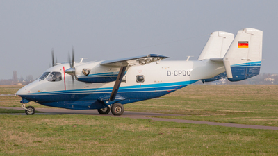 D-CPDC - PZL-Mielec M-28 Skytruck - PD Air Operation
