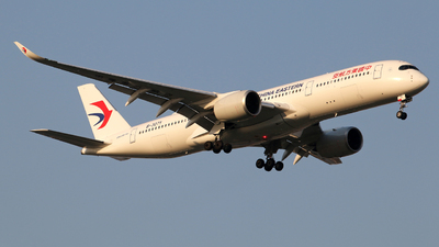 B-307Y - Airbus A350-941 - China Eastern Airlines