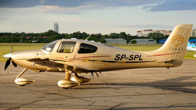 SP-SPL - Cirrus SR22-GTS G3 Turbo - Private
