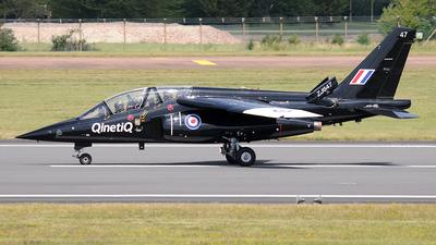 ZJ647 - Dassault-Dornier Alpha Jet A - QinetiQ