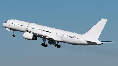 N757CJ  - Boeing 757-23A - Private