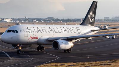 N522TA - Airbus A319-132 - Avianca