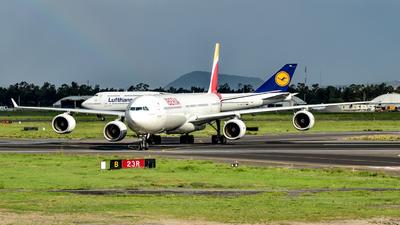 EC-JFX - Airbus A340-642 - Iberia