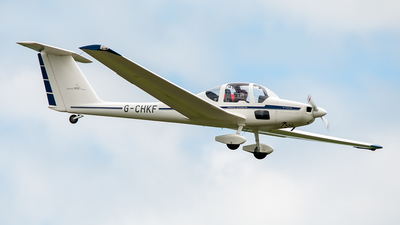 G-CHKF - Grob G109B - Private
