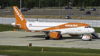 OE-IZW - Airbus A320-214 - easyJet Europe