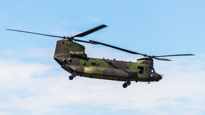 147306 - Boeing CH-47F Chinook - Canada - Royal Air Force