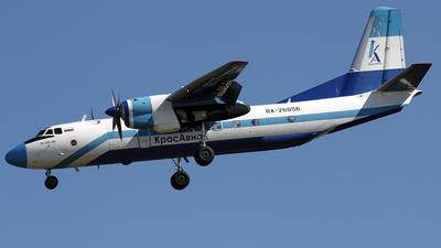 RA-26056 - Antonov An-26B-100 - Kras Avia