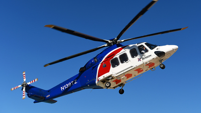 N139TZ - Agusta-Westland AW-139 - Bristow Helicopters