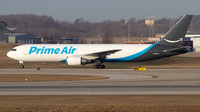 N1997A - Boeing 767-33A(ER)(BDSF) - Amazon Prime Air (Atlas Air)