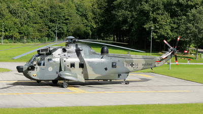 89-58 - Westland Sea King Mk.48 - Germany - Navy