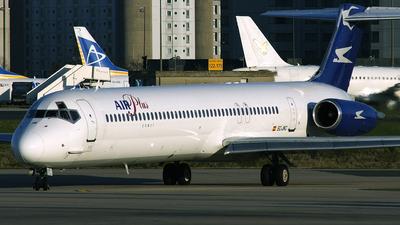 EC-JKC - McDonnell Douglas MD-88 - Air Plus Comet