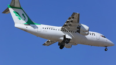 EP-MOS - British Aerospace Avro RJ85 - Mahan Air