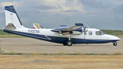 YV2750 - Aero Commander 681 - Private