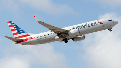A picture of N898NN - Boeing 737823 - American Airlines - © Nito