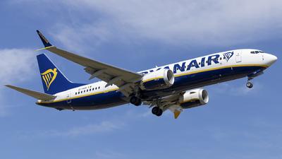 EI-HEN - Boeing 737-8-200 MAX - Ryanair