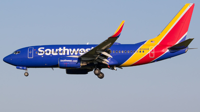 N769SW - Boeing 737-7H4 - Southwest Airlines