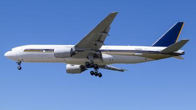 N509BC - Boeing 777-212(ER) - Untitled