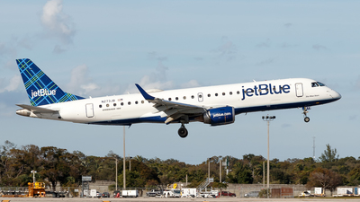 N273JB - Embraer 190-100IGW - jetBlue Airways