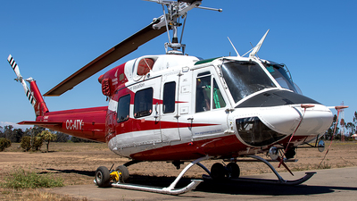 CC-ATY - Bell 212 - Pegasus Aviation