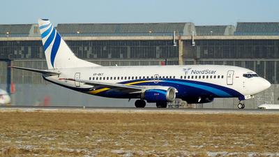 A picture of VPBKT - Boeing 73733R - NordStar - © Timofey Panteleev