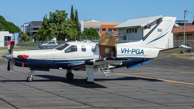 VH-PGA - Socata TBM-700B - Private