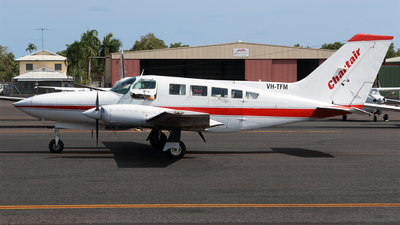 VH-TFM - Cessna 402C - Private