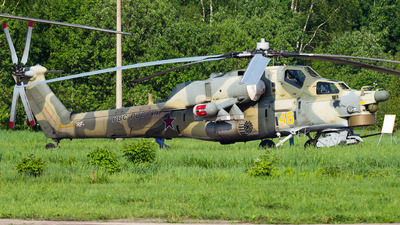 46 - Mil Mi-28N Havoc - Russia - Air Force