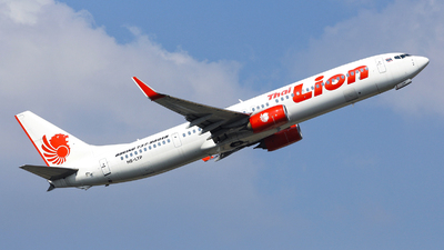 HS-LTP - Boeing 737-9GPER - Thai Lion Air