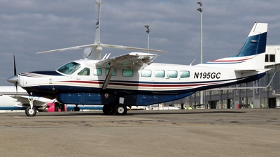N195GC - Cessna 208B Grand Caravan - Grand Canyon Airlines