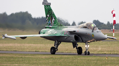 119 - Dassault Rafale C - France - Air Force
