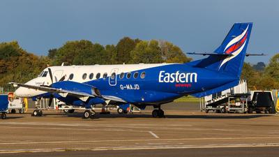 A picture of GMAJD - BAe Jetstream 41 - Eastern Airways - © Johannes Wirl
