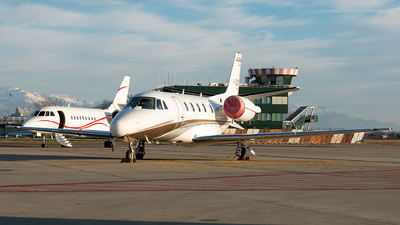 A picture of ICDOL - Cessna 560XL Citation Excel - [5605584] - © Alessandro Maggia