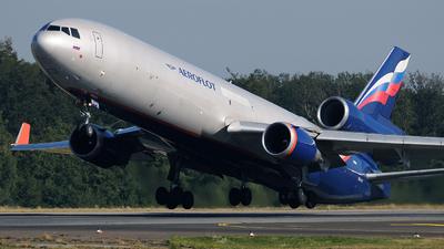 VP-BDQ - McDonnell Douglas MD-11(F) - Aeroflot