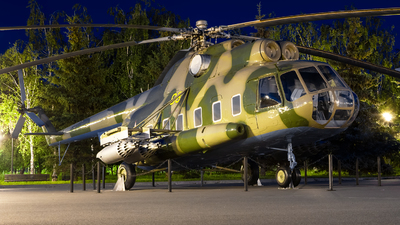 08 - Mil Mi-8P Hip - Russia - Air Force