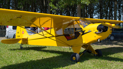 NC70111 - Piper J-3C-65 Cub - Private