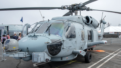168142 - Sikorsky MH-60R Seahawk - United States - US Navy (USN)