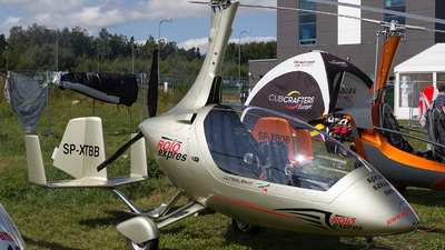 SP-XTBB - AutoGyro Europe Calidus - Private
