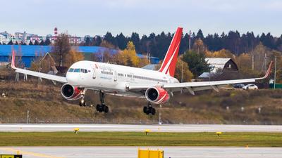 A picture of VQBTM - Boeing 757256 - [26253] - © Vadim Shustrov