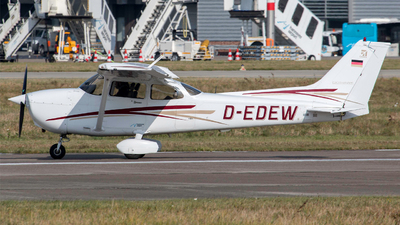D-EDEW - Cessna 172R Skyhawk II - Private
