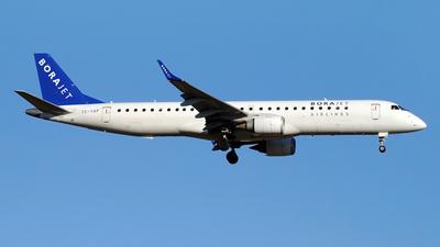 TC-YAP - Embraer 190-200LR - Bora Jet