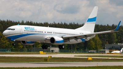 SP-ESF - Boeing 737-8AS - Enter Air